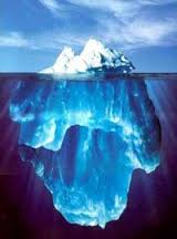 Much of our thinking is below the surface